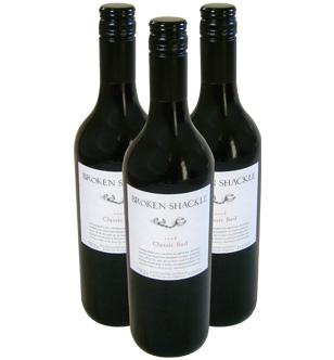 Broken shackle Red wine